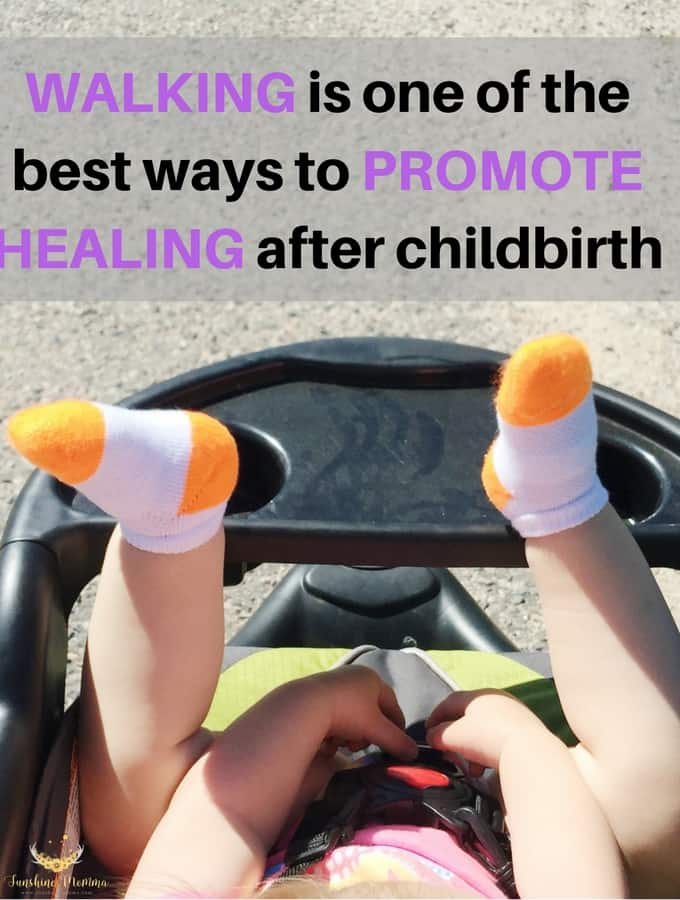 Tips for easing your body back into workouts after childbirth