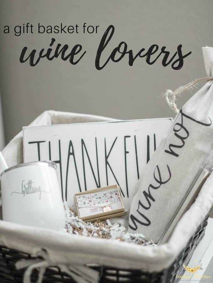 Gift Basket for Wine Lovers