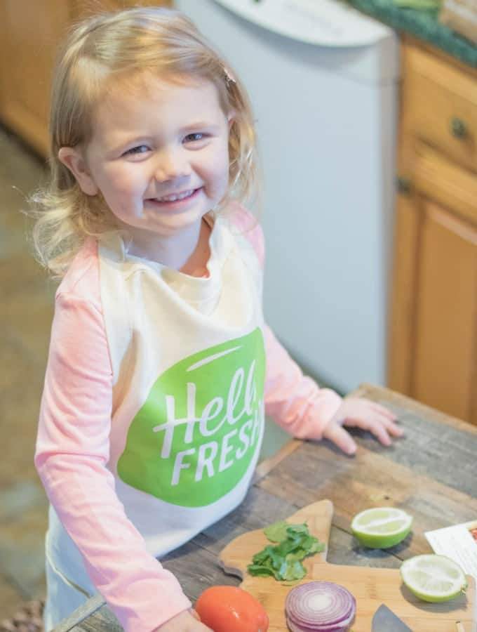 How HelloFresh Makes Me a Better Mom