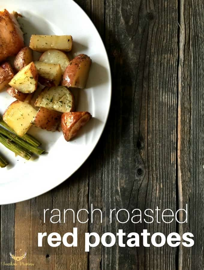 Ranch Roasted Red Potatoes Recipe