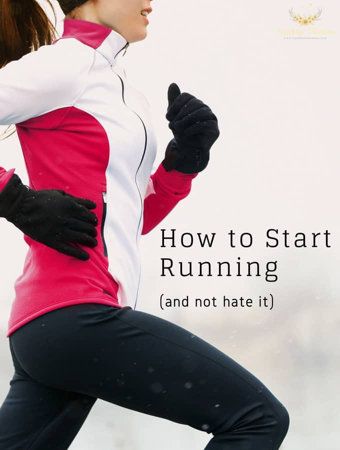How to Start Running (and not hate it)