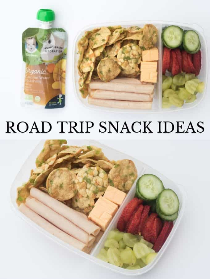 Healthy Road Trip Snack Ideas for Kids
