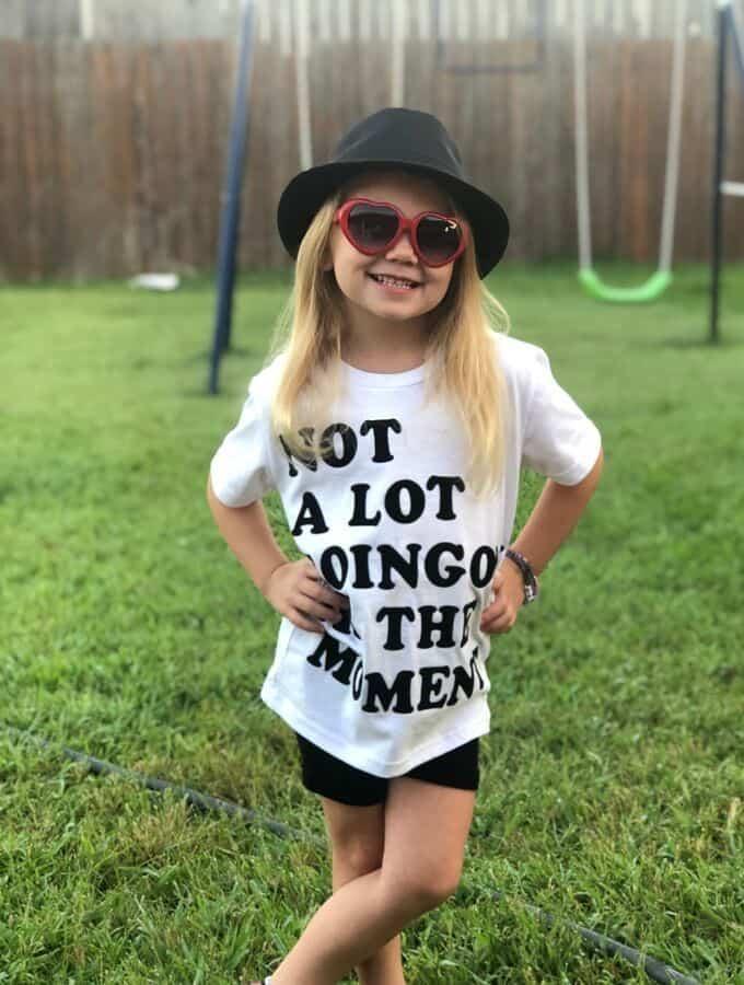 Diy Taylor Swift 22 Halloween Costume Sunshine Momma