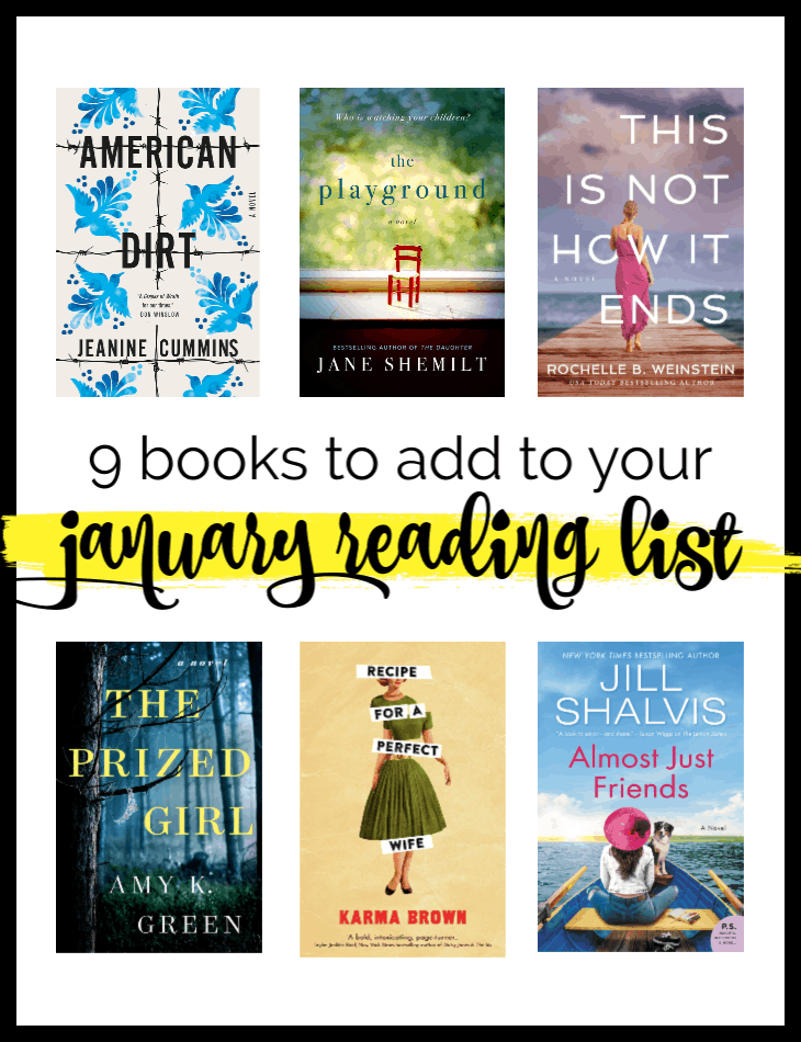 9 Books to Read in January