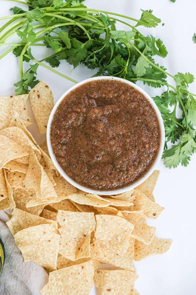 Easy Homemade Salsa Recipe